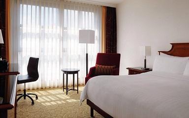 Сеть Marriott откроет на Красной площади Курска отель