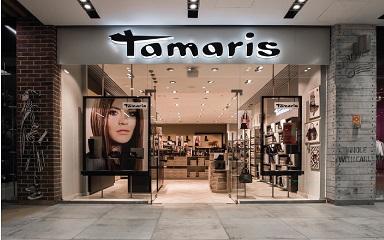 Монобрендовый магазин Tamaris расширяется в Питере