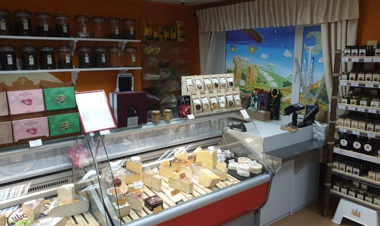 Франшиза магазина легендарных сыров и элитного алкоголя CHEESEKING