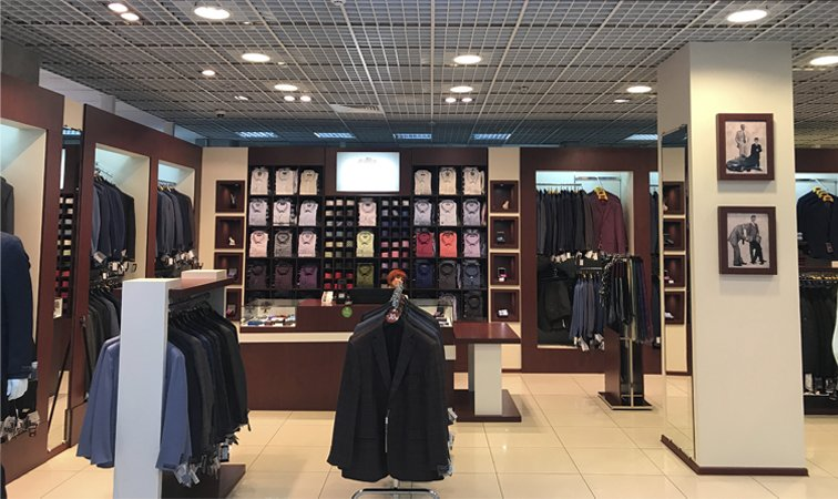 Франшиза магазина мужской одежды Van Cliff