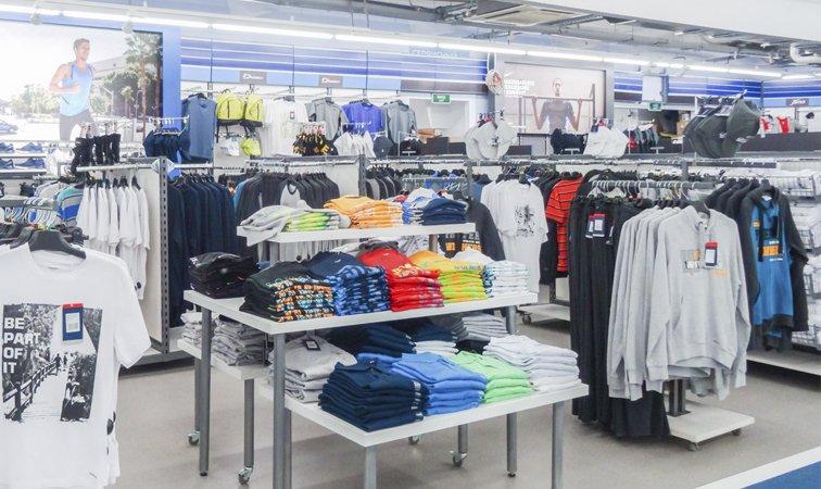 Франшиза магазина спортивных товаров Спортмастер