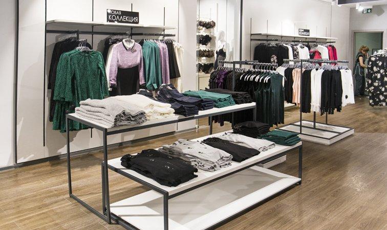 Франшиза магазина одежды INCITY