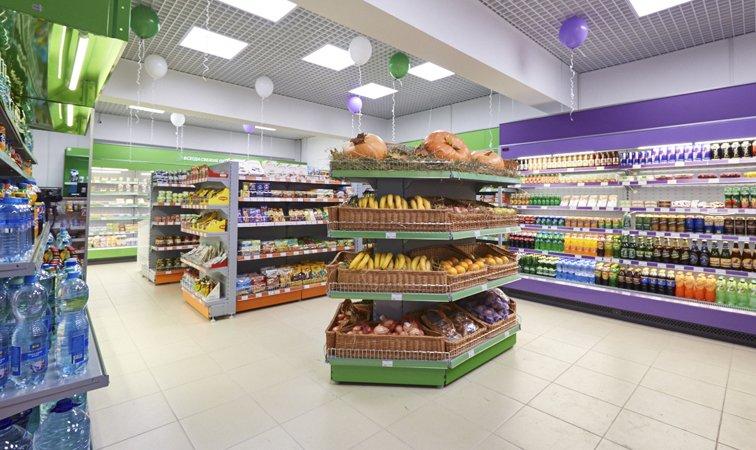 Франшиза магазина продуктов Фасоль